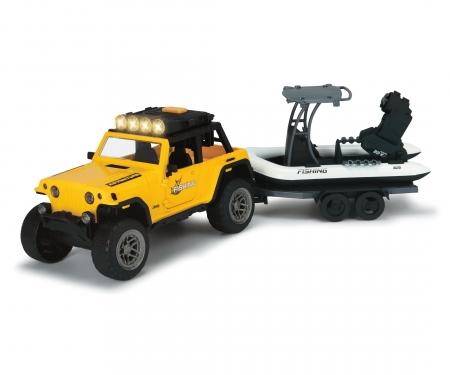 DICKIE Toys Playlife-Fishing Set