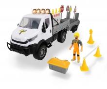 DICKIE Toys SET CONTROL DE TRÁFICO, 41CM