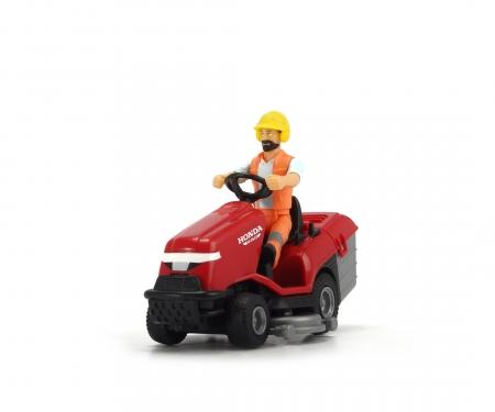 DICKIE Toys Playlife-Ladog Gardener Set