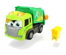 DICKIE Toys CAMION RECICLAJE SCANIA 25 CM