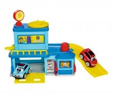 DICKIE Toys ESTACIÓN DE POLICÍA HAPPY