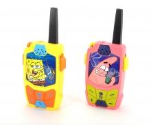 DICKIE Toys Sponge Bob Walkie Talkie