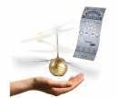 DICKIE Toys Harry Potter Golden Snitch Heliball