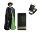 DICKIE Toys Cape d'invisibilité Harry Potter