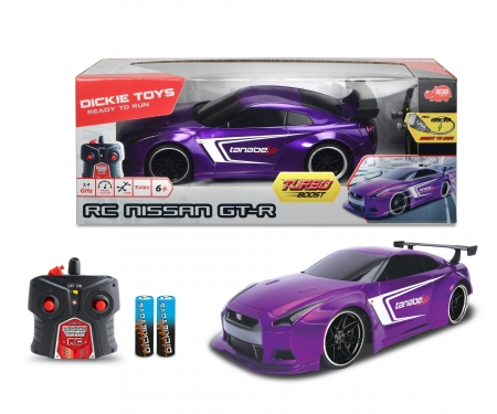 DICKIE Toys RC Nissan GT-R