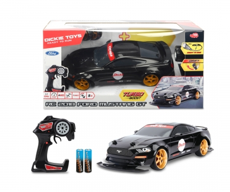 DICKIE Toys RC Drift Ford Mustang