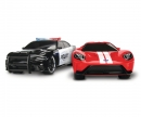 DICKIE Toys RC Heat Chase Twin Pack