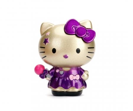 DICKIE Toys HELLO KITTY- FIGURA METAL, 3 MODELOS PARA ELEGIR