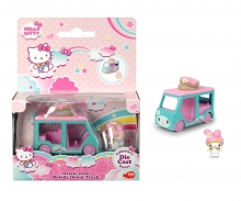 DICKIE Toys Hello Kitty Dazzle Dash Melody Donut