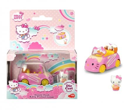 DICKIE Toys Hello Kitty Dazzle Dash Kitty Pretzel