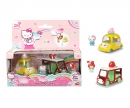 DICKIE Toys Hello Kitty Cupcake + Melody Strawberry
