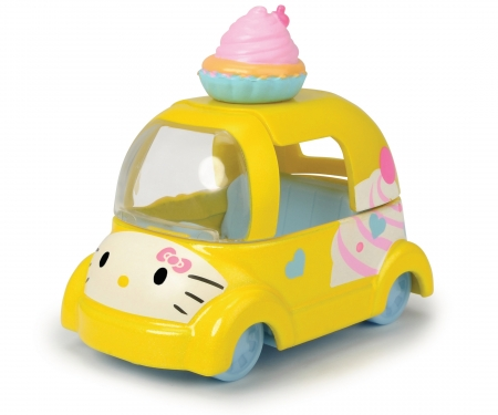 DICKIE Toys Hello Kitty Cupcake + Melody Strawberry