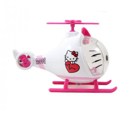 DICKIE Toys HELLO KITTY- HELICÓPTERO