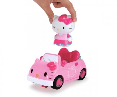 DICKIE Toys HELLO KITTY - RADIOCONTROL CON FIGURA