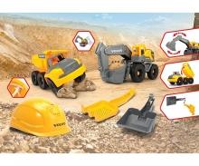 DICKIE Toys PLAYSET CONSTRUCCION VOLVO