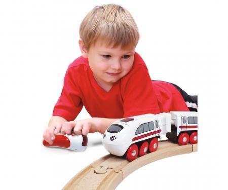 Eichhorn Bahn, Ferngesteuerter Zug