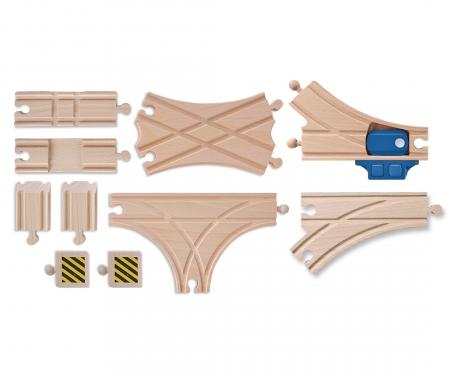 eichhorn Eichhorn Train, Switching Tracks Set