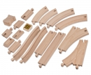 eichhorn EH Train, Track-Set, 50 pcs.