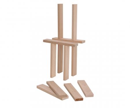 eichhorn Eichhorn Wooden Construction Kit 200 pcs.