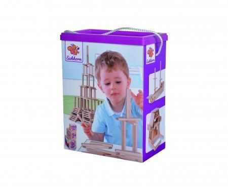 eichhorn EH Holzbaukasten