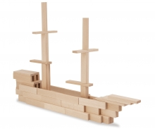 eichhorn Eichhorn Wooden Construction Kit