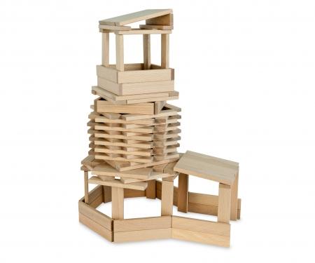 eichhorn Eichhorn Holzbaukasten