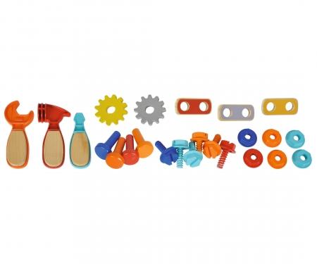 Eichhorn 2in1 Werkzeug LKW und Werkbank