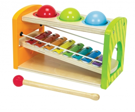 eichhorn Eichhorn Color, Xylophone Hammering Bench