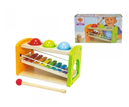 eichhorn Eichhorn Color, Xylophone Hammering Bench