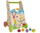 eichhorn Eichhorn Color Spiel- und Lauflernwagen