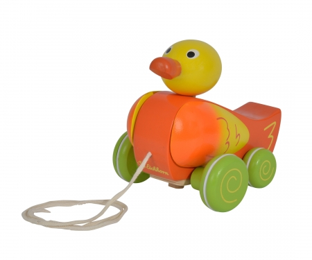 eichhorn Eichhorn Pull-along Animal, Duck