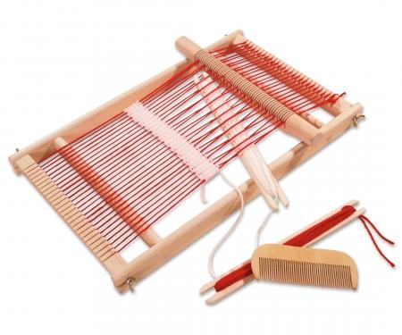 Eichhorn Wooden Weaving Frame