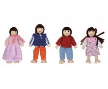 eichhorn Eichhorn Puppenset Familie
