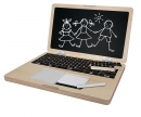 eichhorn Eichhorn Wooden Laptop with Puzzle