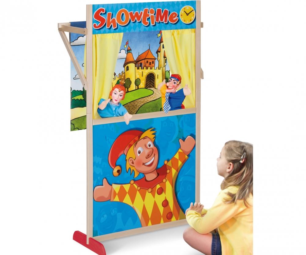 Eichhorn Kasperltheater - Rollenspiel - Produkte - www