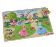 Disney Princess Steckpuzzle