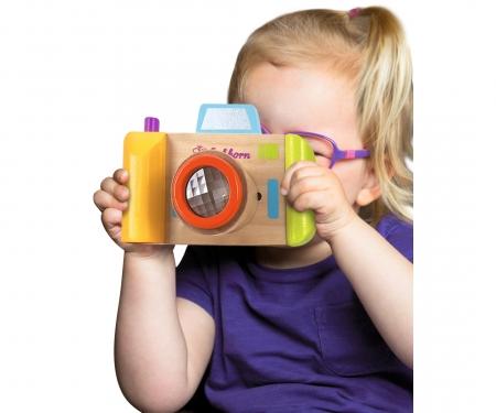 Eichhorn Kamera und Kaleidoskop, 3-tlg.