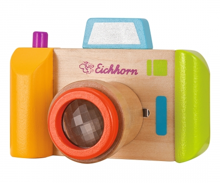 Eichhorn Camera with Kaleidoskop, 3 pcs.