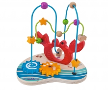 eichhorn Eichhorn Bead Maze, Crab