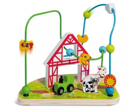 eichhorn Eichhorn Bead Maze Farm