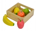 eichhorn Eichhorn Wooden Box with Fruits