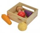 eichhorn Eichhorn Holzbox mit Gemüse