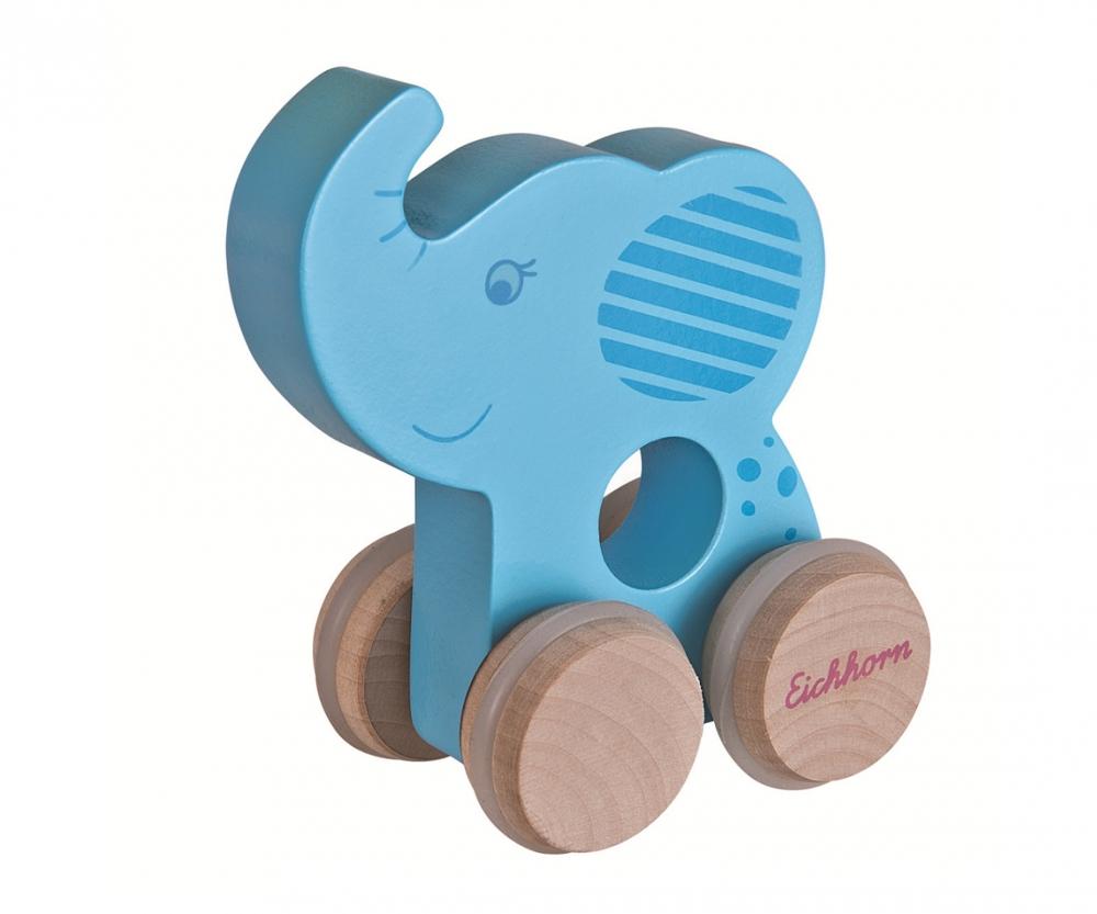 Eichhorn Simba 100003736 Schiebetiere Holzspielzeug