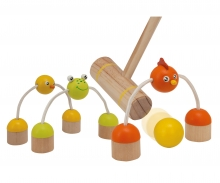 Eichhorn Outdoor Croquet