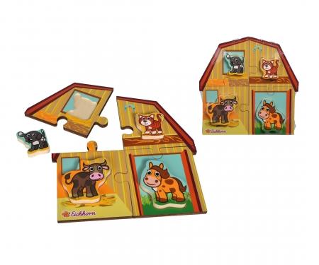 Eichhorn 2 Level Puzzle