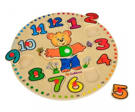 eichhorn Eichhorn Teaching Clock