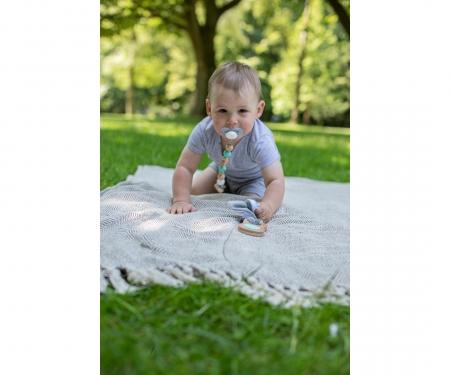eichhorn Eichhorn Baby Pure Schnullerkette