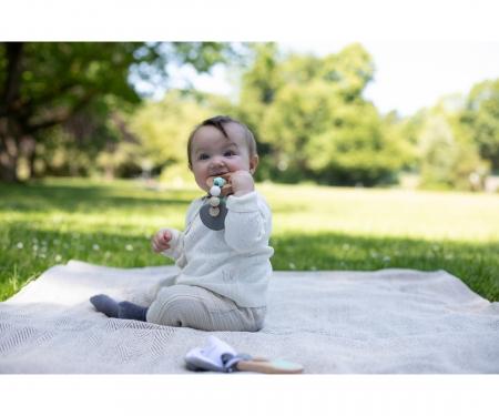 eichhorn Eichhorn Baby Pure Beißring