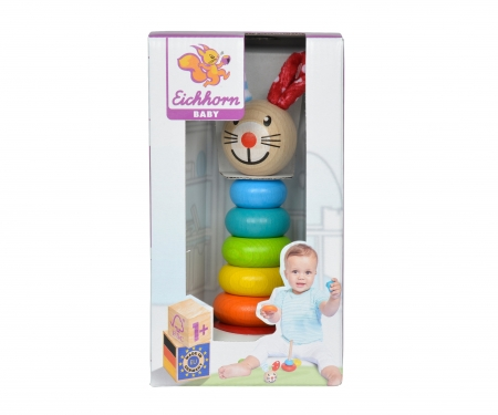 eichhorn Eichhorn Baby, Stacking Animal