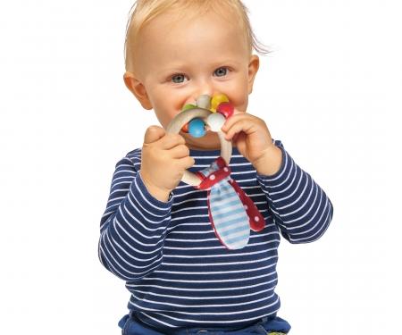 eichhorn Eichhorn Baby, Greifling mit Ohren